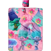 Trolls Pillow and Throw Set