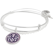 Alex and Ani Path of Life Art Infusion 2 pc. Bangle Bracelet Set