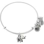 Alex and Ani Charity by Design Elephant Charm Bangle