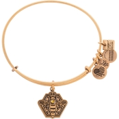 Alex and Ani Charity by Design Queen Bee Charm Bangle