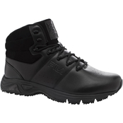 Fila Men's Memory Breach Slip Resistant Steel Toe Boots