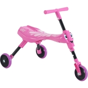 National Sporting Goods Mookie Scuttlebug Butterfly Folding Trike