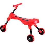 National Sporting Goods Mookie Scuttlebug Beetle Folding Trike