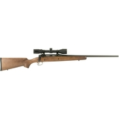 Savage Axis 6.5 Creedmoor 22 in. Barrel 4 Rnd Rifle Wood
