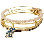 Alex and Ani Rabbit Art Infusion 3 Pc. Bracelet Set