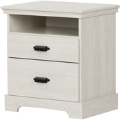 South Shore Avilla Nightstand
