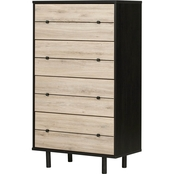 South Shore Morice 4 Drawer Chest