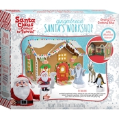 Santa Claus is Comin' To Town Gingerbread Cookie Kit