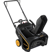 Poulan Pro 21 in. Single Stage 179cc Gas Snow Blower
