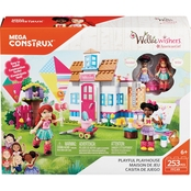 Mega Contrux WellieWishers Playful Playhouse