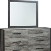 Signature Design by Ashley Cazenfeld Dresser and Mirror Set