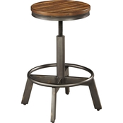 Signature Design by Ashley Torjin Counter Stool 2 Pk.