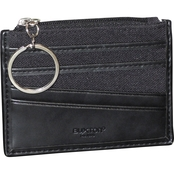 Buxton 1867 RFID Coin Wallet