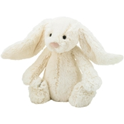 Jellycat Bashful Bunny Cream Stuffed Toy