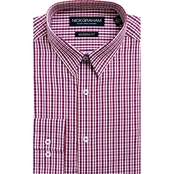 Nick Graham Modern Fit Check Dress Shirt
