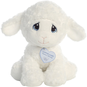 Precious Moments 12 in. Luffie Lamb Plush Animal