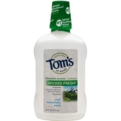 Tom's of Maine Wicked Fresh! Mouthwash 16 oz.