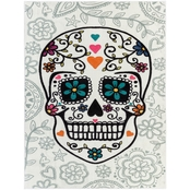 Mohawk Home Sugar Skull Multi Rug