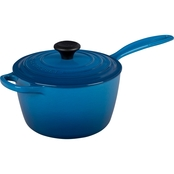 Le Creuset 2.25 Quart Signature Iron Handle Precision Pour Saucepan
