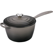 Le Creuset 3.25 Quart Signature Iron Handle Precision Pour Saucepan
