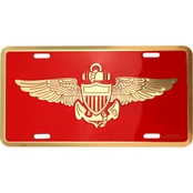 Mitchell Proffitt USMC Aviator License Plate