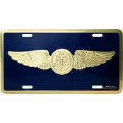 Mitchell Proffitt U.S. Navy Aircrew Wings License Plate
