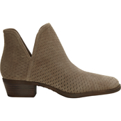Lucky Brand Baley Dip Side Booties