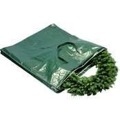 National Tree Company Heavy Duty Wreath Keeper and Garland Storage Bag