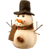 National Tree Company 10 In. Snowman Decoration