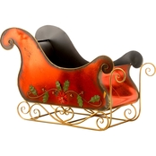 National Tree Company 38 In. Metal Sleigh