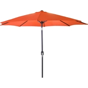 Jordan 9 Ft. Steel Market Umbrella