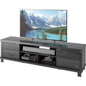 CorLiving Holland Extra Wide TV Bench for TVs up to 80 in.