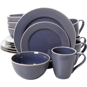 Gibson Home Elite Lilith 16 Pc. Dinnerware Set
