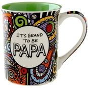 Our Name Is Mud Papa Mug