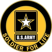 Mitchell Proffitt Soldier For Life Magnet