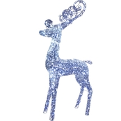 National Tree Company 60 in. Reindeer Decoration with LED Lights