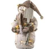 National Tree Company 24 In. Sporty Snowman