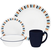 Corelle Payden 16 Pc. Dinnerware Set