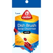 O-Cedar Dish Brush Soap Dispenser Refill