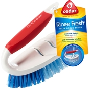 O-Cedar Rinse Fresh Iron Scrub Brush