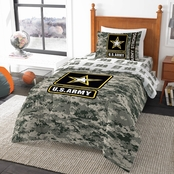 The Northwest Company Twin Army Camo Comforter
