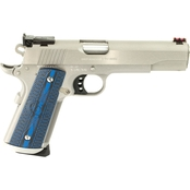 Colt Manufacturing Gold Cup 45 ACP 5 in. Barrel 8 Rds Pistol Stainless Steel