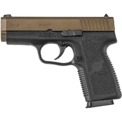 Kahr Arms CW9 9MM 3.6 in. Barrel 7 Rds Pistol Bronze