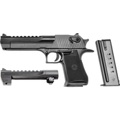 Magnum Research MK19 Desert Eagle 50 AE & 44 Mag 6 in. Barrel 7 Rds Pistol Black