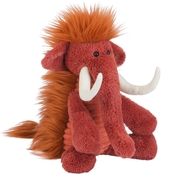 Jellycat Snagglebaggle Wooly Mammoth Stuffed Toy