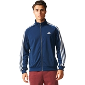 adidas Essentials 3-Stripe Track Jacket