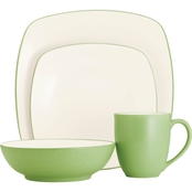 Noritake Colorwave Apple 4-pc. Square Place Setting