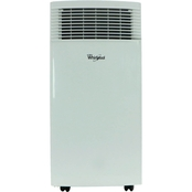 Whirlpool 8,000 BTU Single-Exhaust Portable Air Conditioner