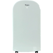Whirlpool 12,000 BTU Dual-Exhaust Portable Air Conditioner