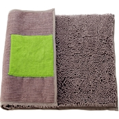 Bissell Dry Dog Mat and Towel